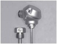 Thermo Sensors » Thermocouples » Headered Knuckle nose casinghead T-104